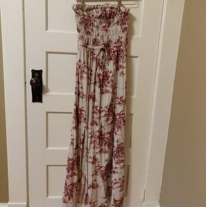 Patrons of Peace dress med Anthropologie style
